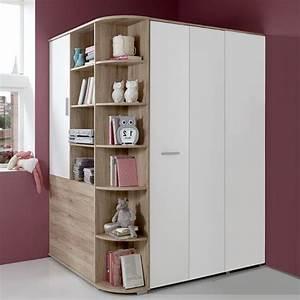 Ikea Schrank Kinderzimmer : kleiderschrank eckschrank eiche begehbar jugendzimmer kinderzimmer schrank ebay ~ Orissabook.com Haus und Dekorationen