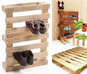 Schuhregal Für Kinder : schuhregal selber bauen 30 pfiffige diy ideen f r sie ~ Markanthonyermac.com Haus und Dekorationen