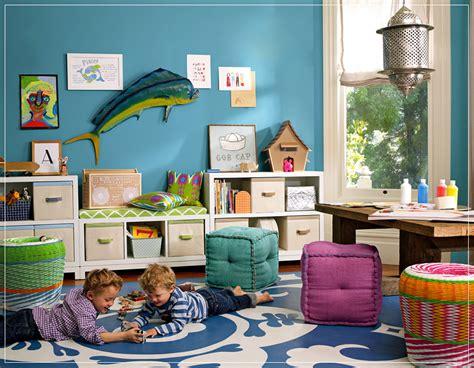 salle de jeux playroom designs ideas