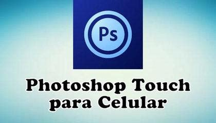 baixar fontes photoshop touch para android