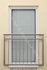 franzosischer balkon 63 01 With französischer balkon mit gartenzaun granit edelstahl