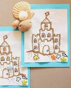 Basteln Mit Fotos : bilder mit sand mit kindern basteln dekoking ~ Lizthompson.info Haus und Dekorationen