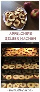 Ofen Sauber Machen : rezept um apfelchips im ofen selber zu machen gesund naschen kann so einfach sein die ~ Frokenaadalensverden.com Haus und Dekorationen