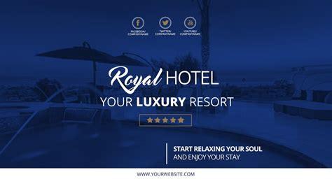 royal hotel  bundle ae template youtube