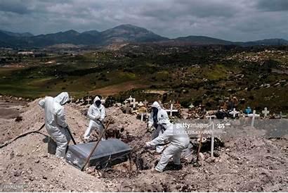 Covid Coronavirus Mexico Deaths Cases Latin America