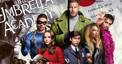 Umbrella Academy: 10 Shows To Watch If You Liked It ...