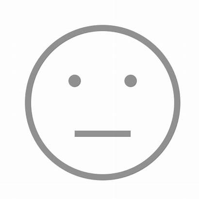 Neutral Face Icon Icons Editor Open Getdrawings