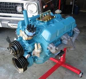 401 V8 Engine Rebuild