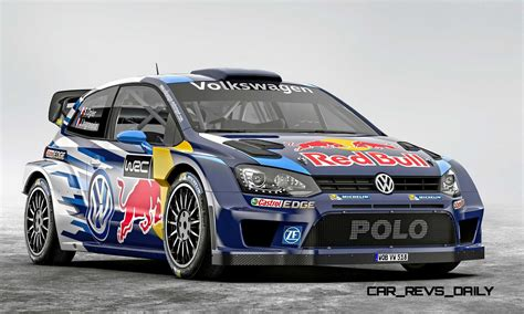 2018 Volkswagen Polo R Wrc Is Packing 318hp For Monte