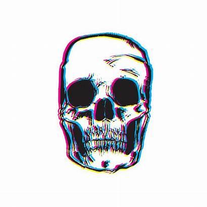 Skull Aesthetic Transparent 2828 Clip