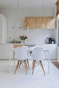 Peinture meuble de cuisine le top 5 des marques for Deco cuisine avec chaise blanche pied en bois
