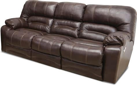 chocolate brown reclining sofa chocolate brown leather power reclining sofa loveseat