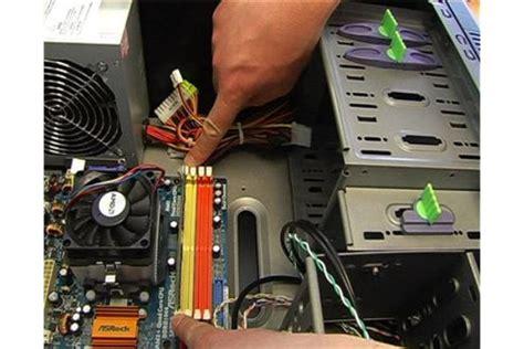 fnac ordinateurs de bureau changer une barrette mémoire sur un ordinateur c 39 est