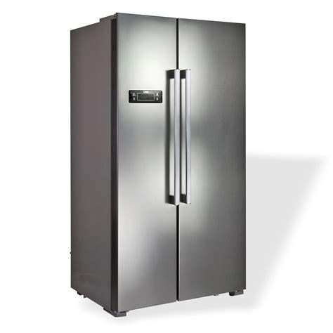 kühlschrank mit gefrierfach no k 252 hlschrank k 252 hl gefrierkombination 520l mit gefrierfach side by side a ebay