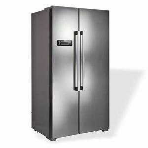 Kuhlschrank mit gefrierfach standgerat standger t 200 cm for Kühlschrank mit gefrierfach standger t