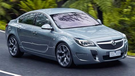Holden Insignia 2015 Review   CarsGuide