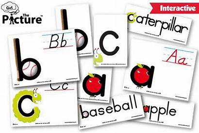 Abc Cards Word Star Learning Flash Gtp