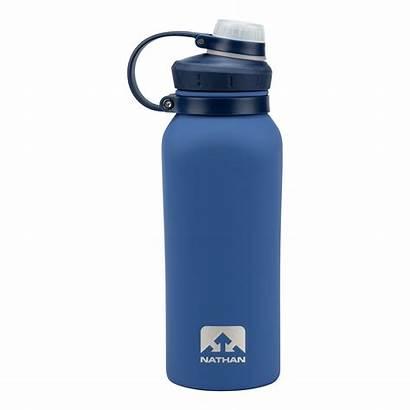 Water Bottle 710ml Nathan Hammerhead 24oz Walmart