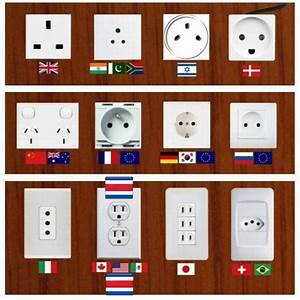 Information On Electrical Plug  Outlet And Voltage For