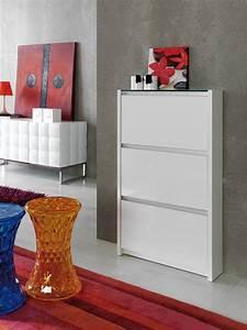 Meuble Chaussure Design : meuble a chaussures design patrick zd1 mac mod ~ Teatrodelosmanantiales.com Idées de Décoration