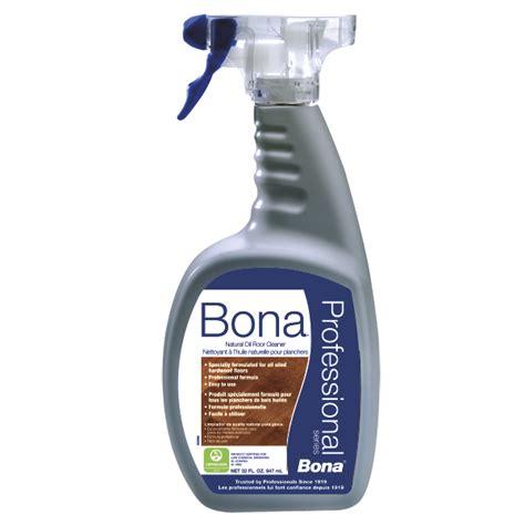professional series natural oil floor cleaner bona