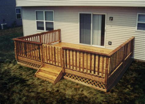 Menards Free Deck Plans by Image Gallery 16 Deck