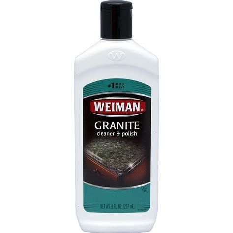 weiman granite cleaner 8oz