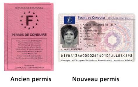 nouveau permis de conduire validité janvier 2013