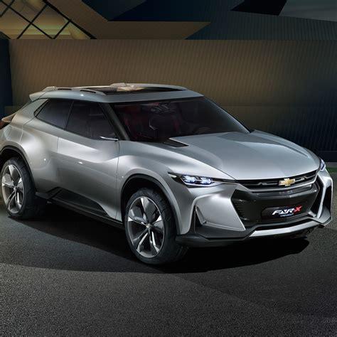 wallpaper chevrolet fnr x concept cars 4k shanghai auto