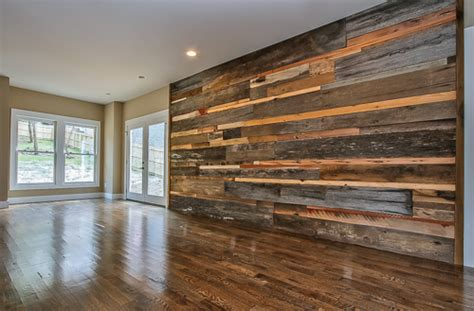 wood feature wall 6 ways to use reclaimed wood in your home marcelle guilbeau