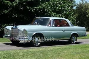 Mercedes 220 Coupe : sold mercedes benz 220se coupe auctions lot 10 shannons ~ Gottalentnigeria.com Avis de Voitures