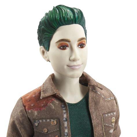 disney zombies zed zombie willa addison dolls eliza wynter doll mattel channel youloveit barbie