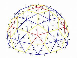 3v 5  8 Geodesic Dome Calculator Software In Feet And