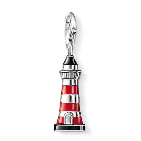 pandora lighthouse charm