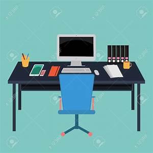 Image Bureau Travail : clipart bureau travail ~ Melissatoandfro.com Idées de Décoration