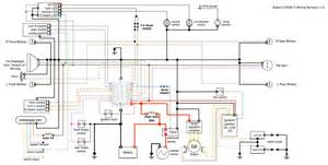 Image Result For Rewiring Cx500 With M