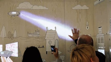 storytelling  conductive ink neatorama