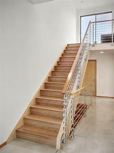 Escalier De Maison Interieur : deco escalier interieur ~ Zukunftsfamilie.com Idées de Décoration