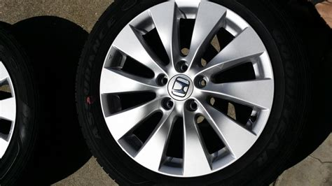 2013 Honda Accord Ex Tires And Rims For Sale 00