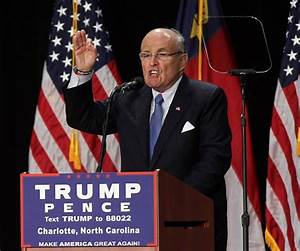 Giuliani on Trump Immigration Speech: Big Opening for Law ...