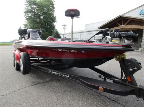 2011 used ranger boats z comanche z520c bass boat for sale