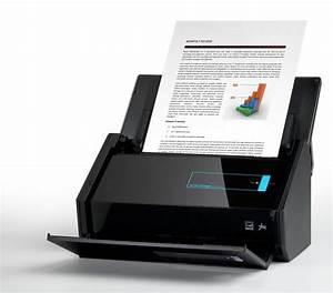fujitsu scansnap ix500 document scanner for mac or pc With fujitsu document scanner