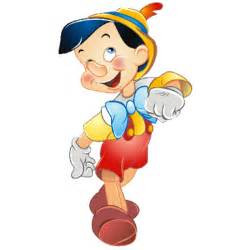 Pinocchio Disney Cartoon Characters