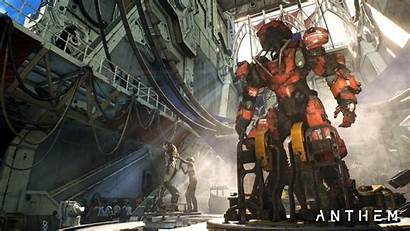4k Anthem Wallpapers Games Pc E3 Backgrounds