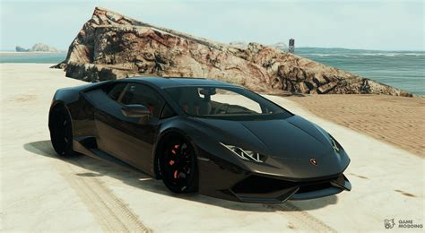 Lamborghini Lp610-2015 4 Huracan V1 For Gta 5