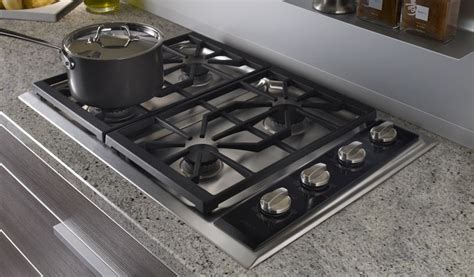 wolf ctgs gas cooktop dual stacked sealed burners