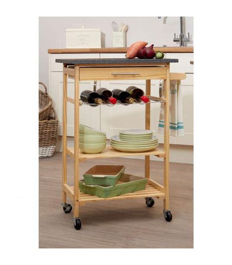 tables de cuisines chariot de cuisine wadiga com