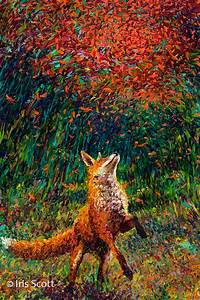 Beautiful impressionistic oil finger paintings by iris scott for Oil finger paintings by iris scott