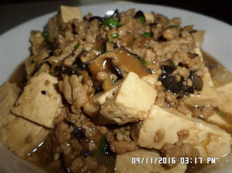 Firm tofu, while able to eat raw, is best used in various cooking applications. Braised Firm Tofu with Mushrooms Recipe | SparkRecipes