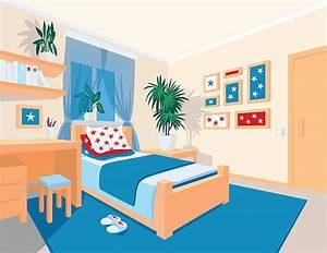 Clipart Bedroom Wall